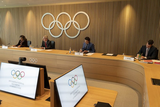 The IOC is expecting to bear costs of $800 million for its part in organising the postponed Games ©IOC