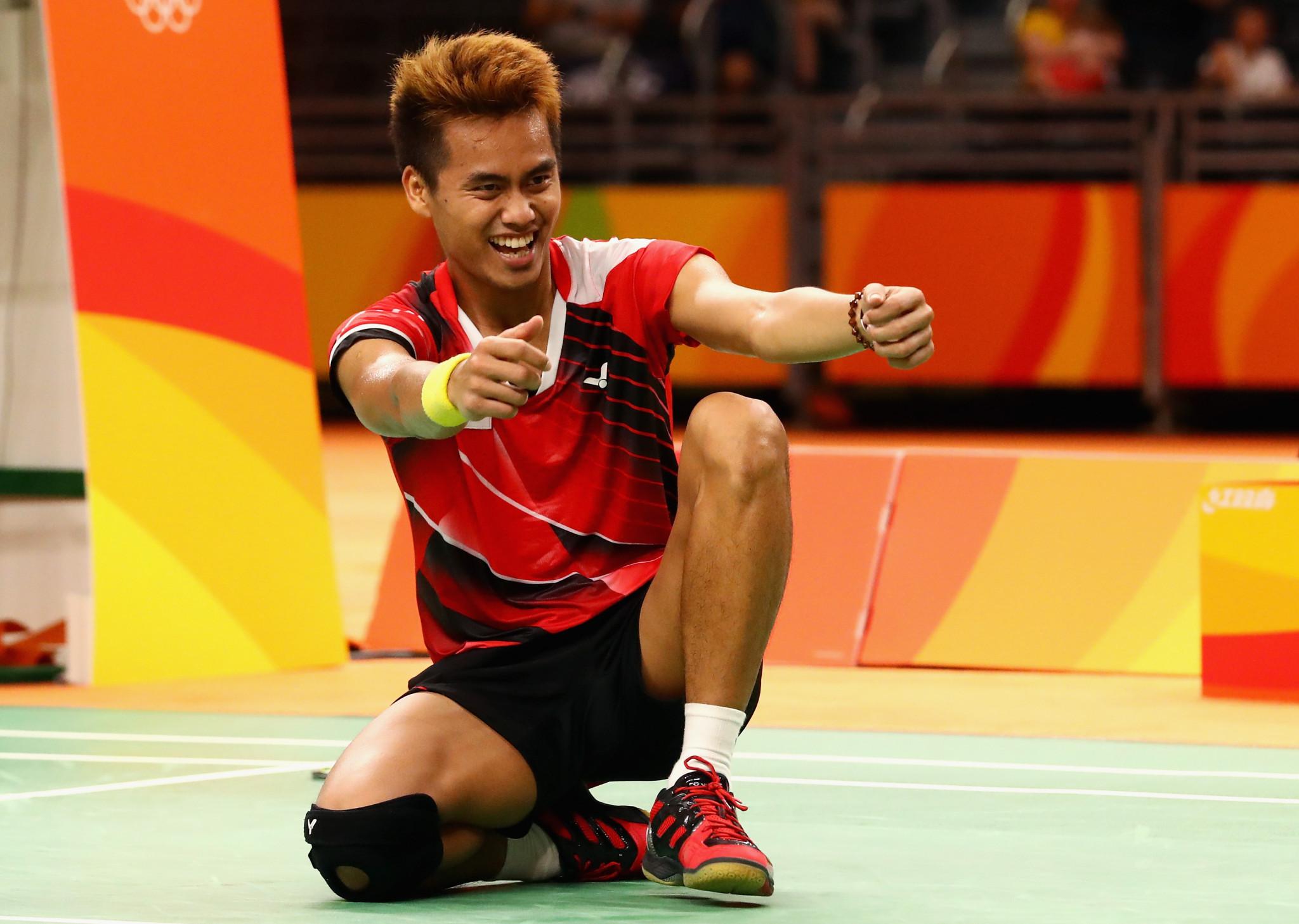 Olympic badminton champion Ahmad retires before re-arranged Tokyo 2020