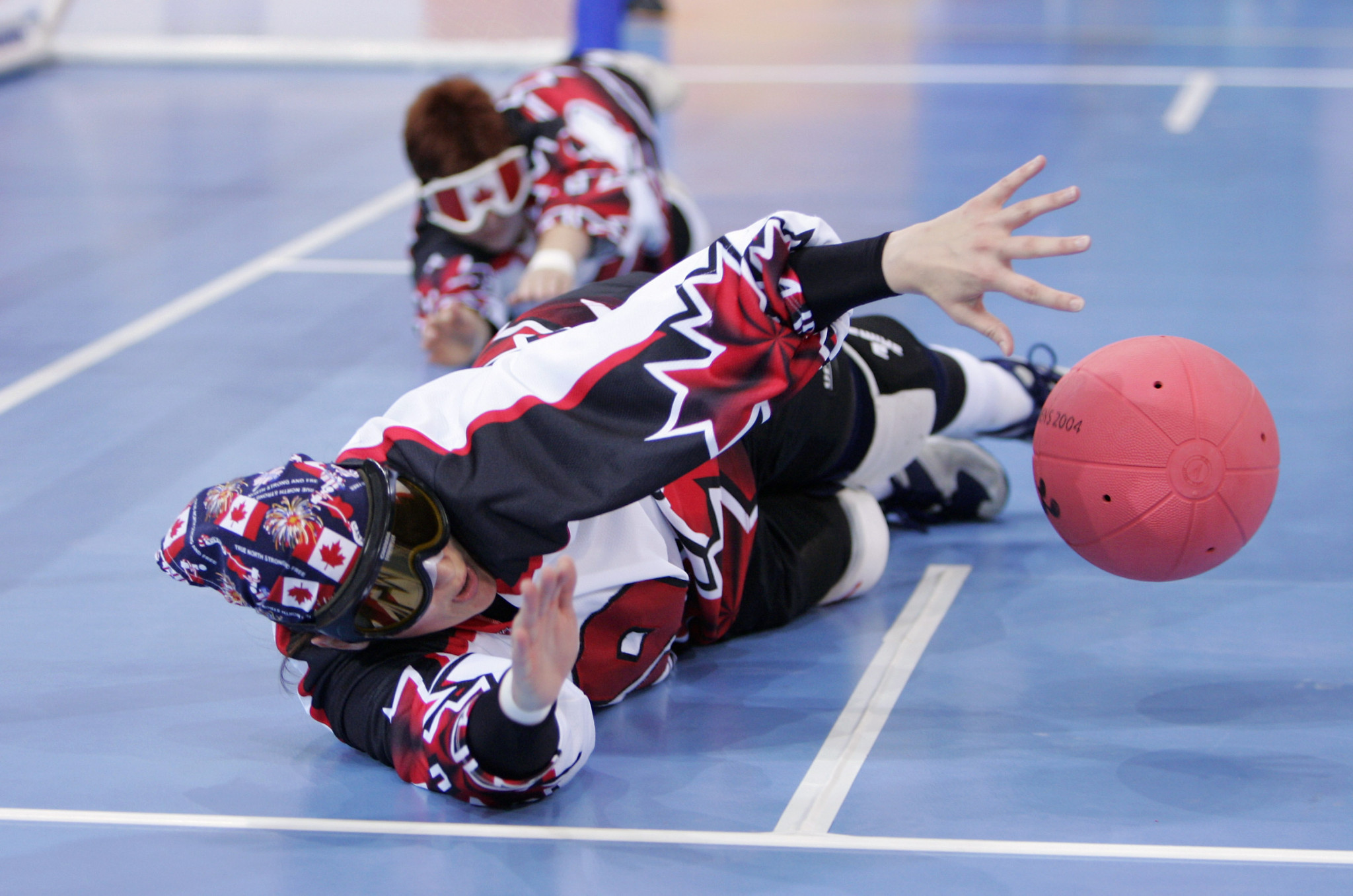 Tributes paid as Canadian Paralympic goalball champion Morin dies aged 44