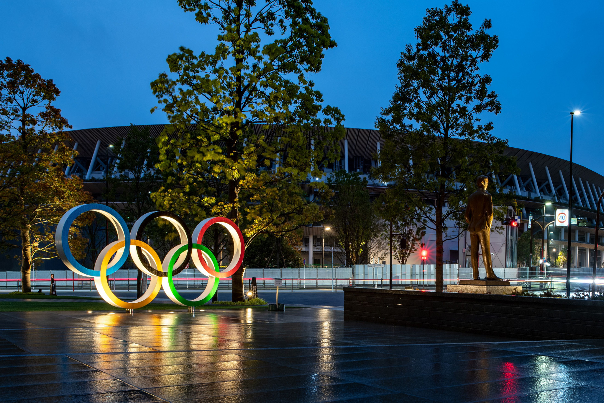 The Tokyo 2020 Olympic and Paralympic Games were postponed in March ©Getty Images