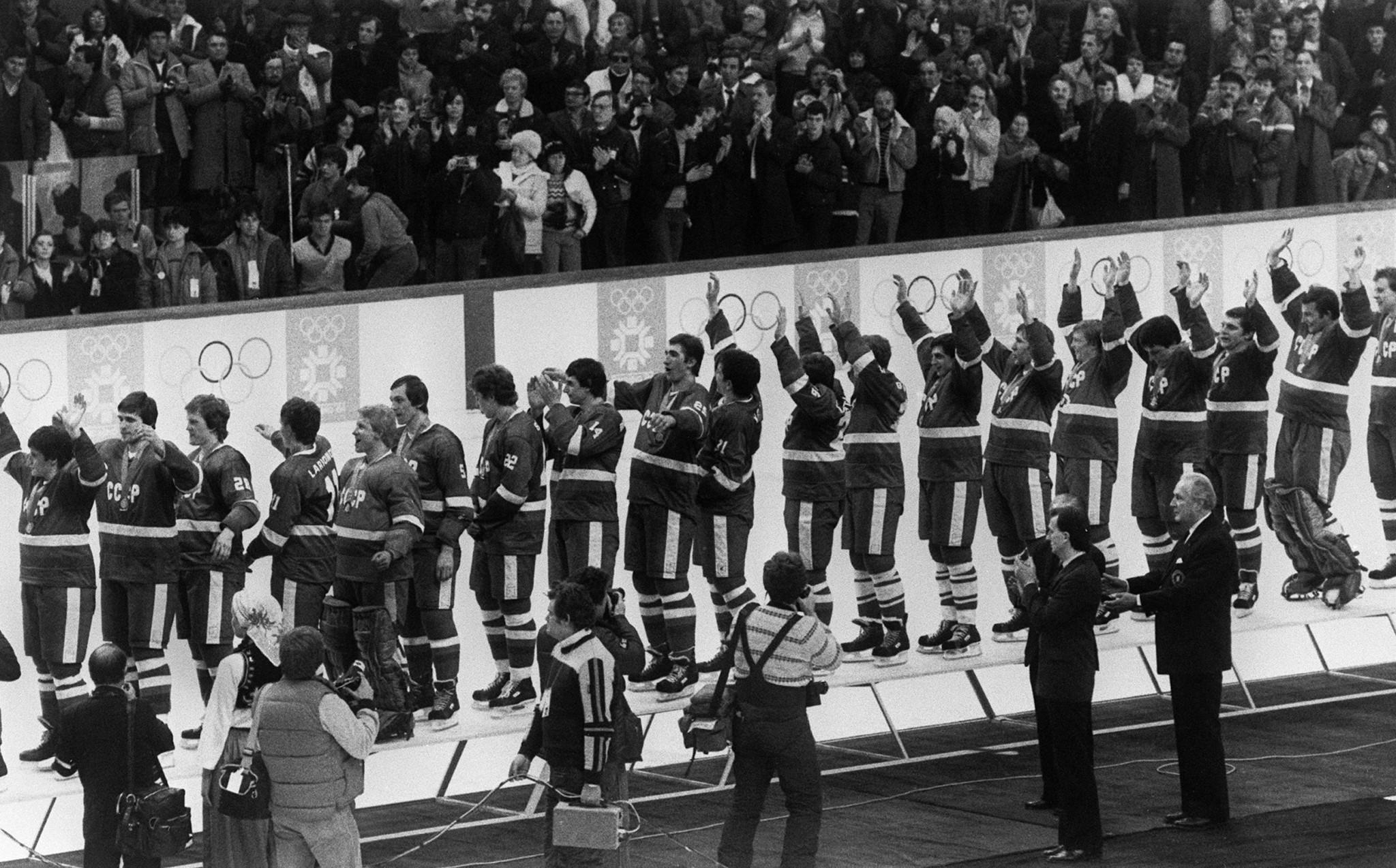 Olympic ice hockey champion Gerasimov passes away