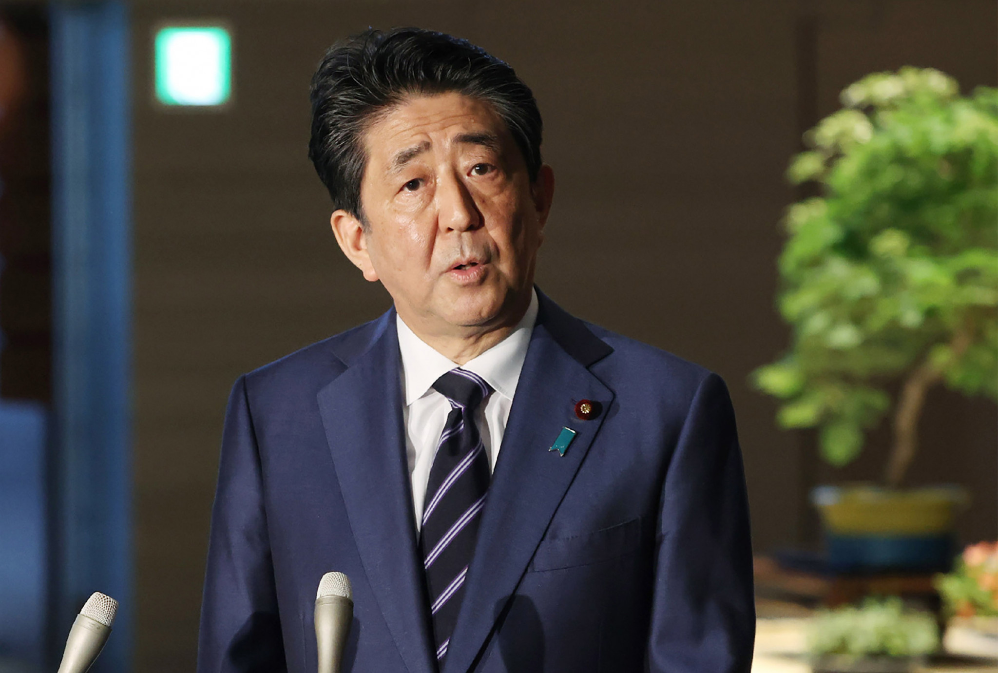 Abe expected to decide on whether to end Japan's state of emergency on Monday