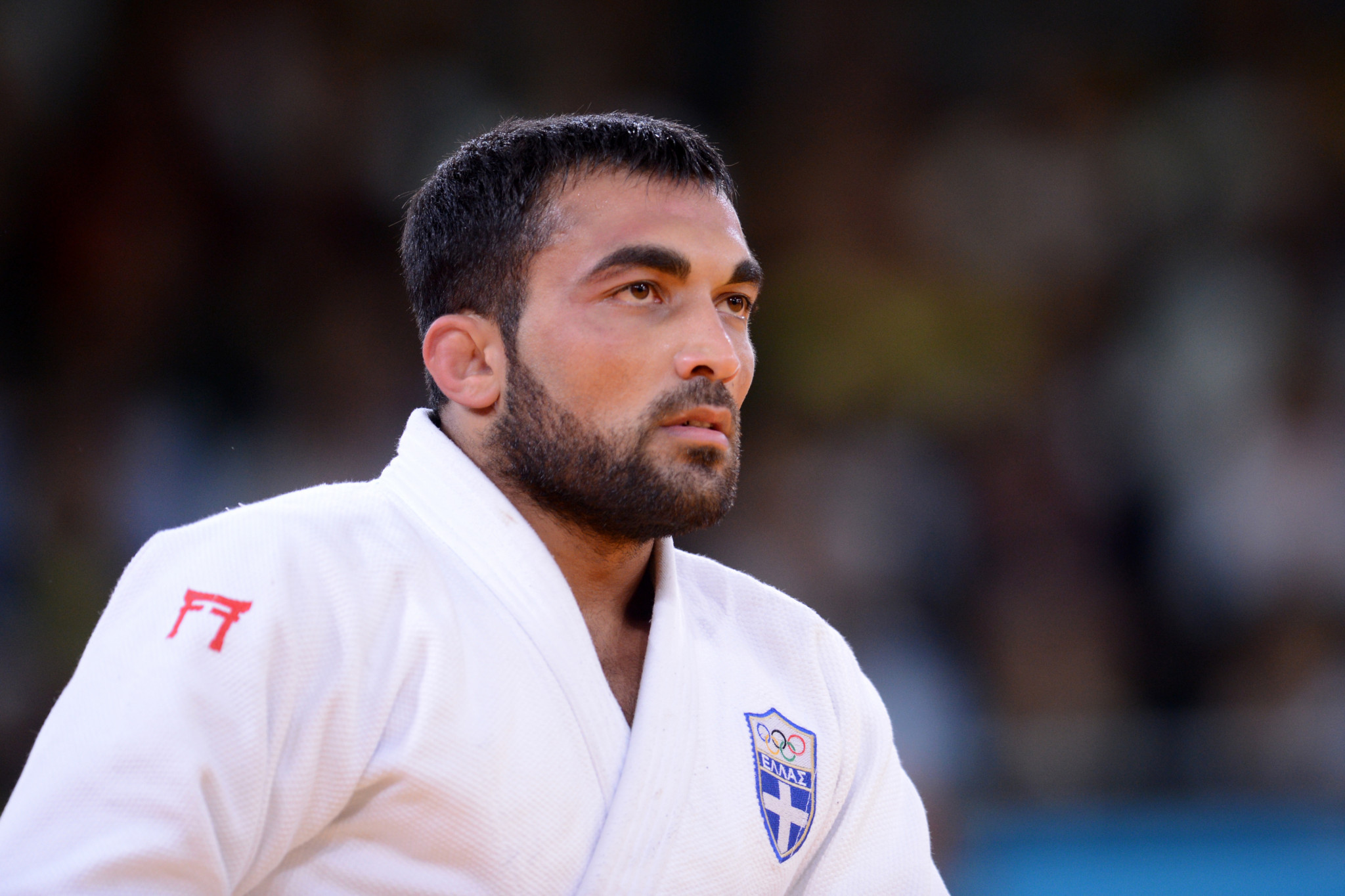Ilias Iliadis has filmed a series of exercises and challenges which can be viewed on Judo Fit ©Getty Images