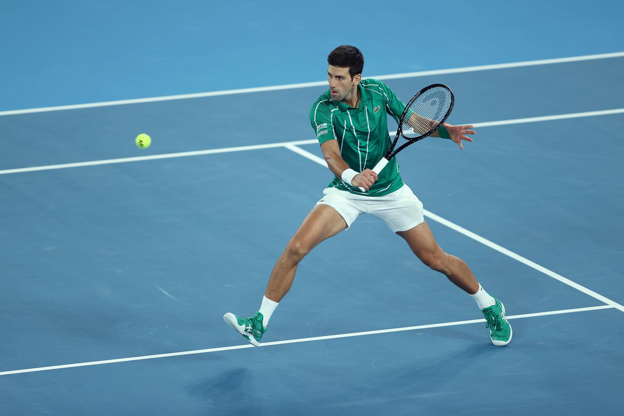 Djokovic hopeful new Adria Tour will take place next month