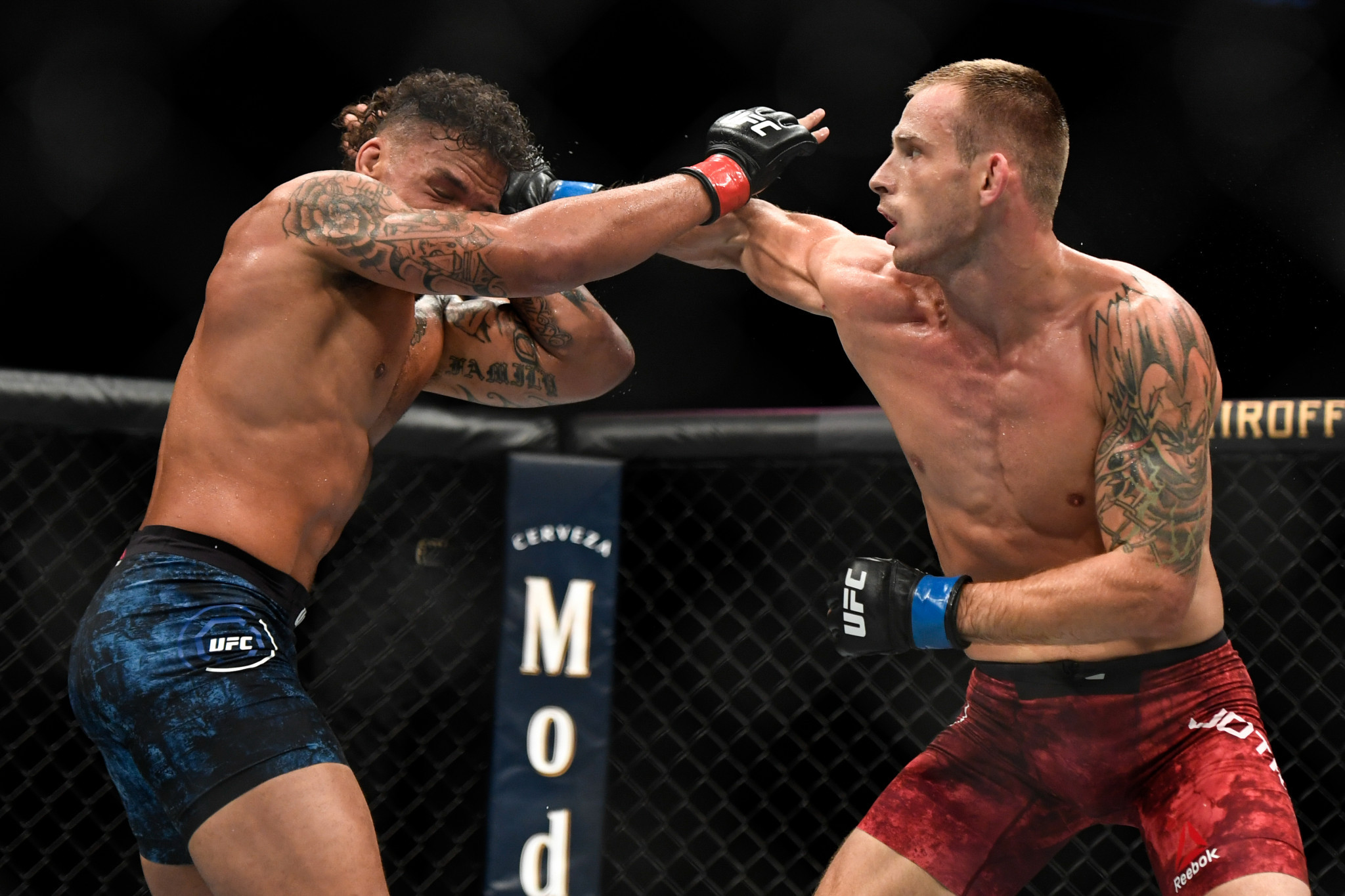 The International Mixed Martial Arts Federation has launched a public petition as part of its contracted battle to gain recognition from the Global Association of International Sports Federations ©Getty Images