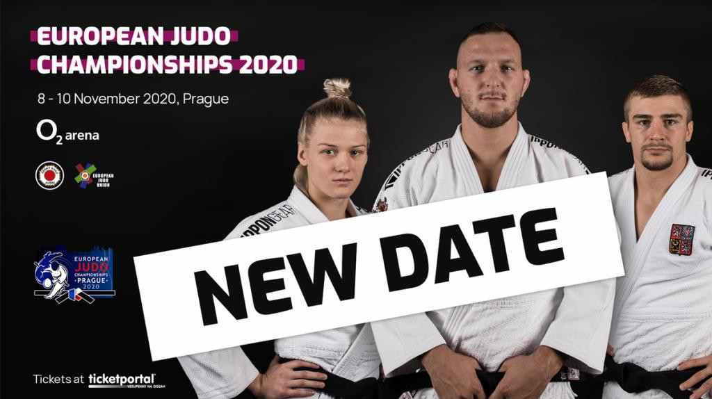 The new dates for the European Judo Championships have been confirmed ©EJU
