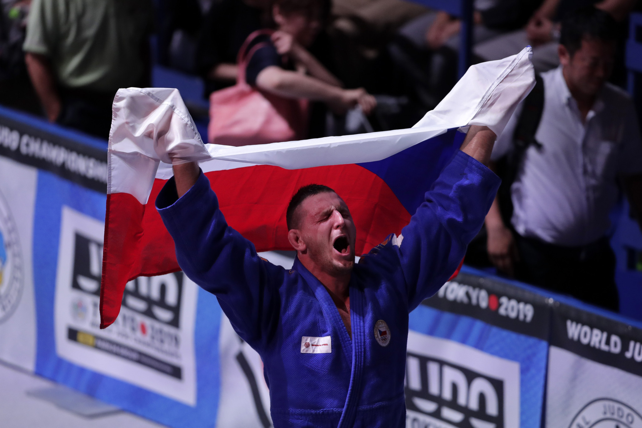 Czech judo has not hosted the European Championships since 1991 ©Getty Images