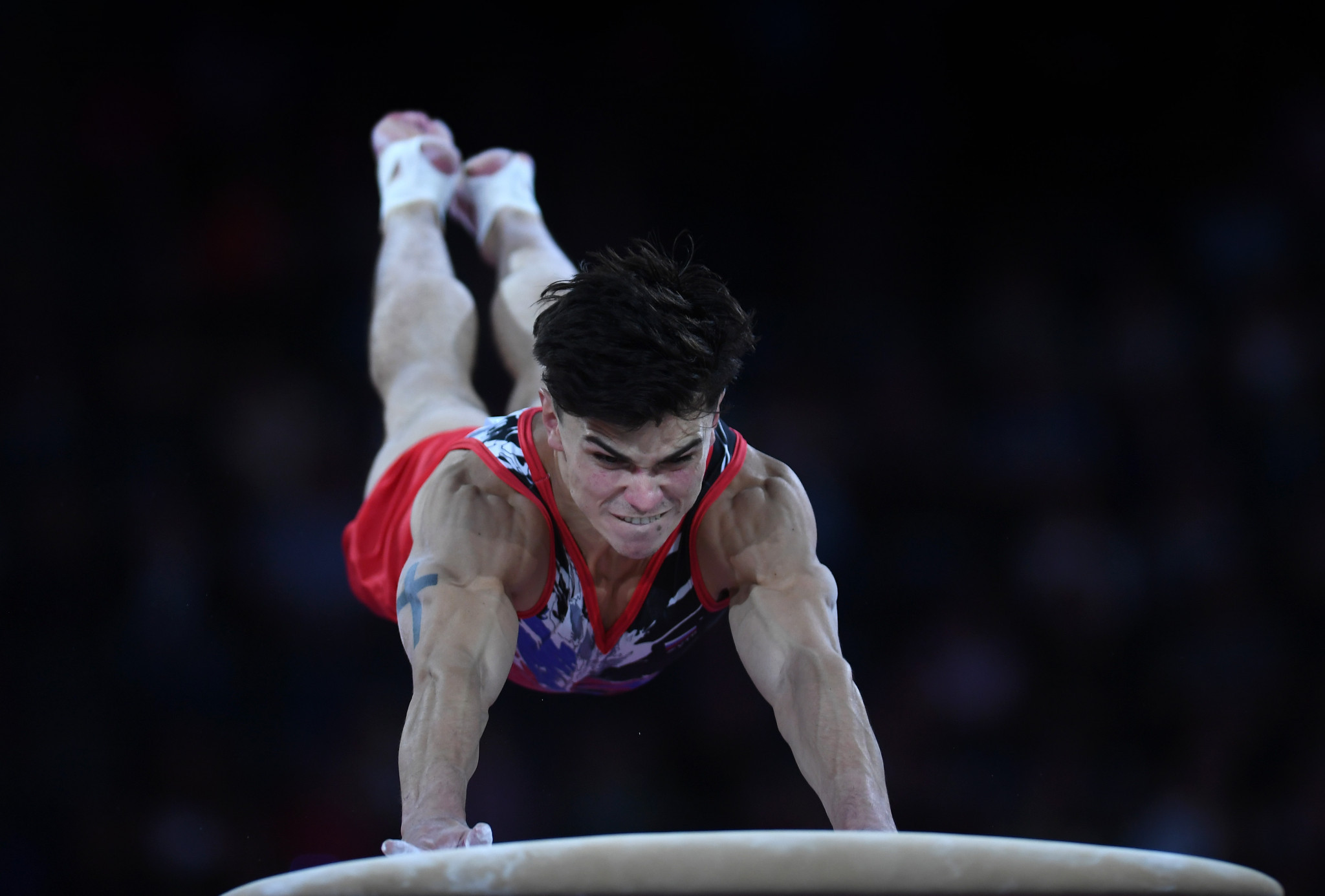 Russia's Dalaloyan aims to compete until Paris 2024