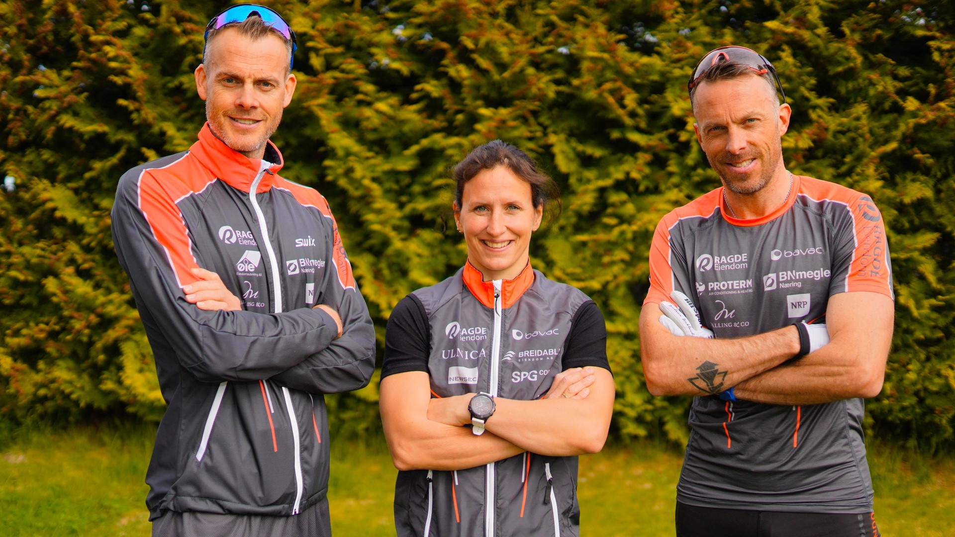 Marit Bjørgen has joined Team Ragde Eiendom ©Team Ragde Eiendom