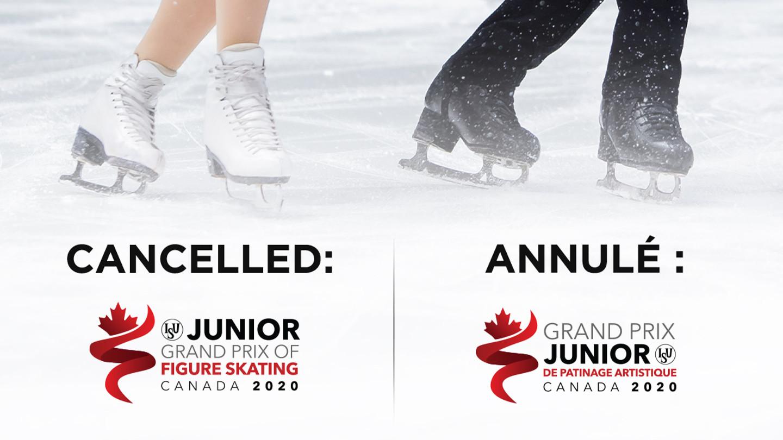 Opening leg of ISU Junior Grand Prix of Figure Skating season cancelled due to COVID-19
