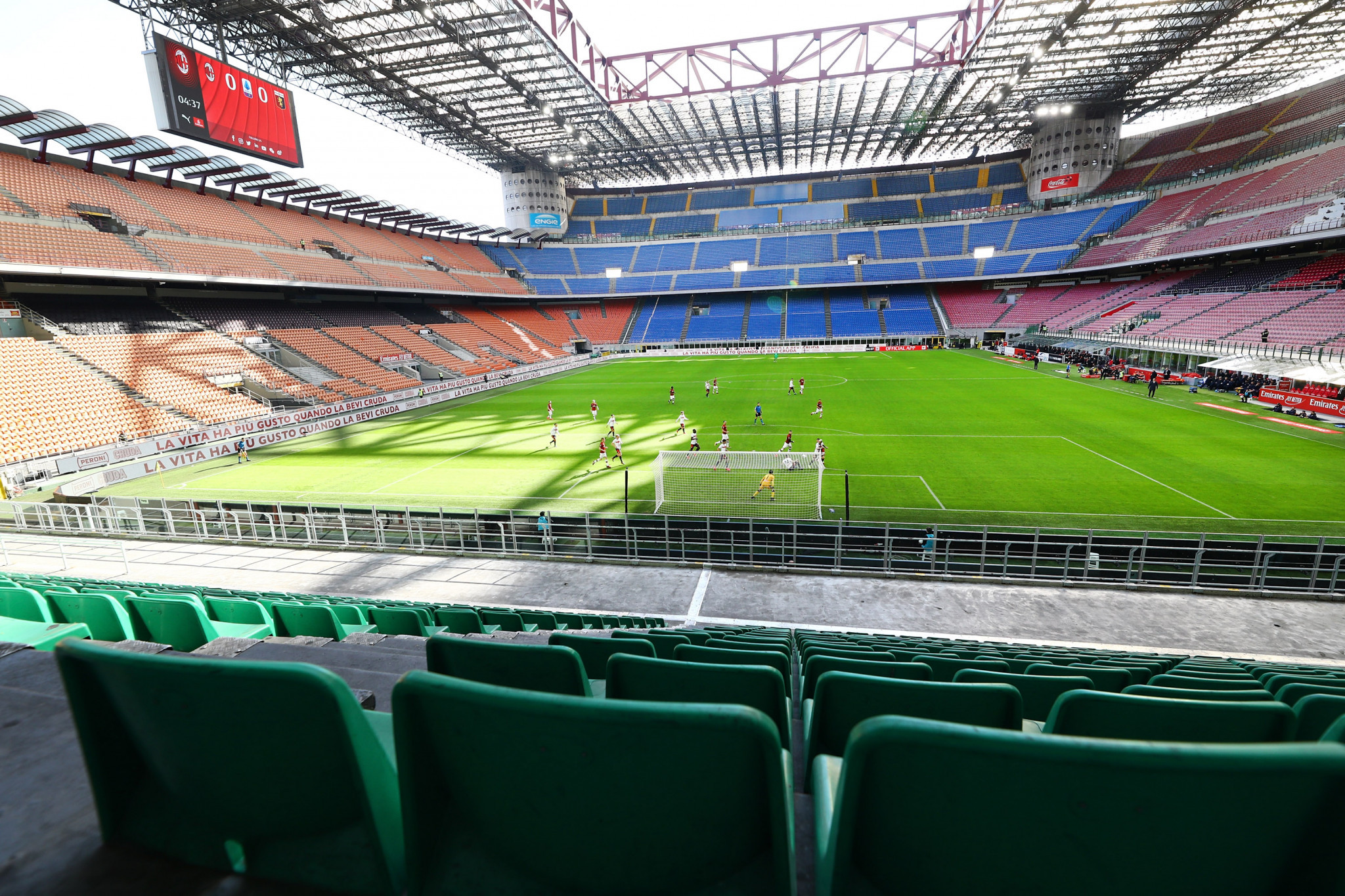 """Green light given to San Siro reconstruction as stadium ruled to have no """"cultural heritage"""""""