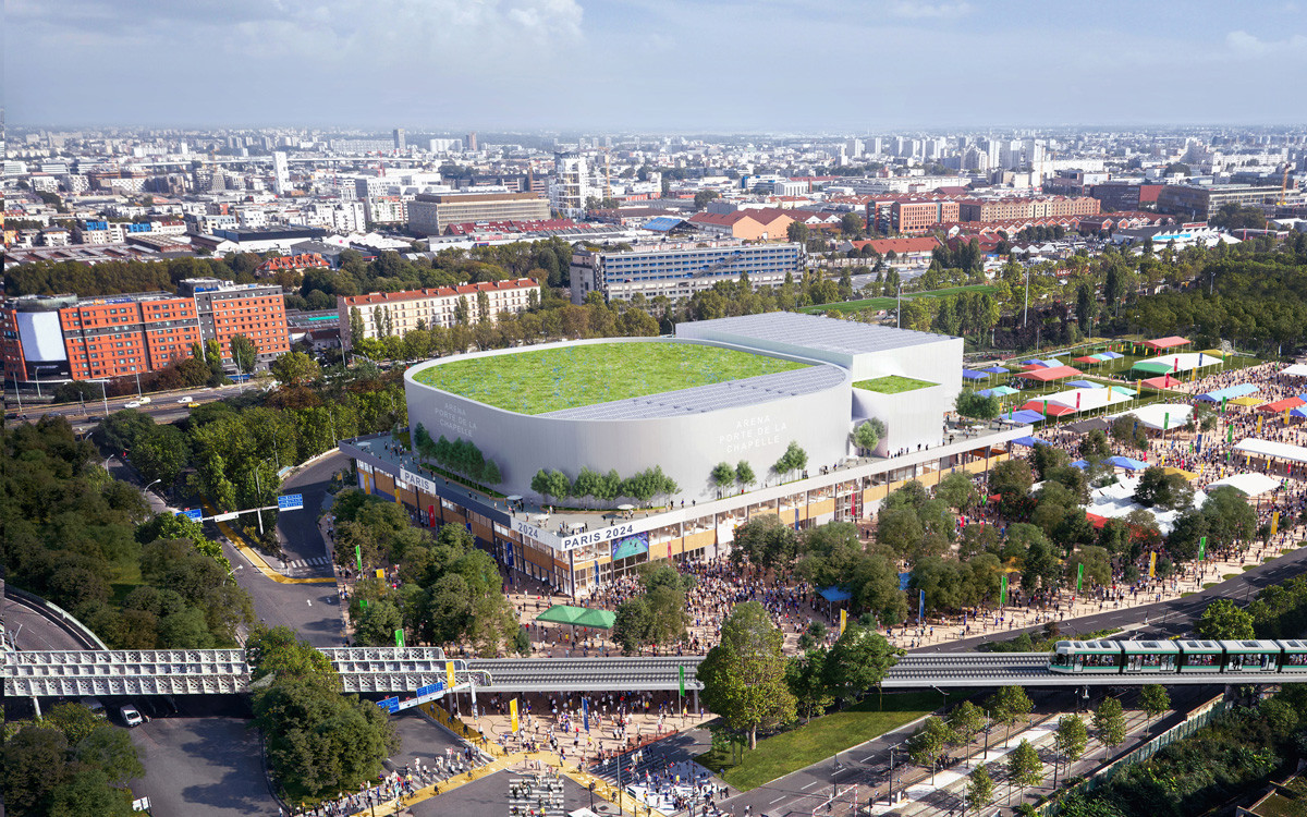 Bouygues handed contract to build further venue for Paris 20