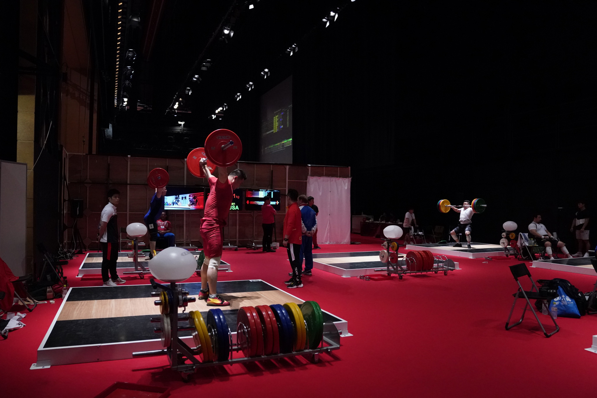 Weightlifting's Tokyo 2020 qualification window is to be extended until April of 2021 ©Getty Images