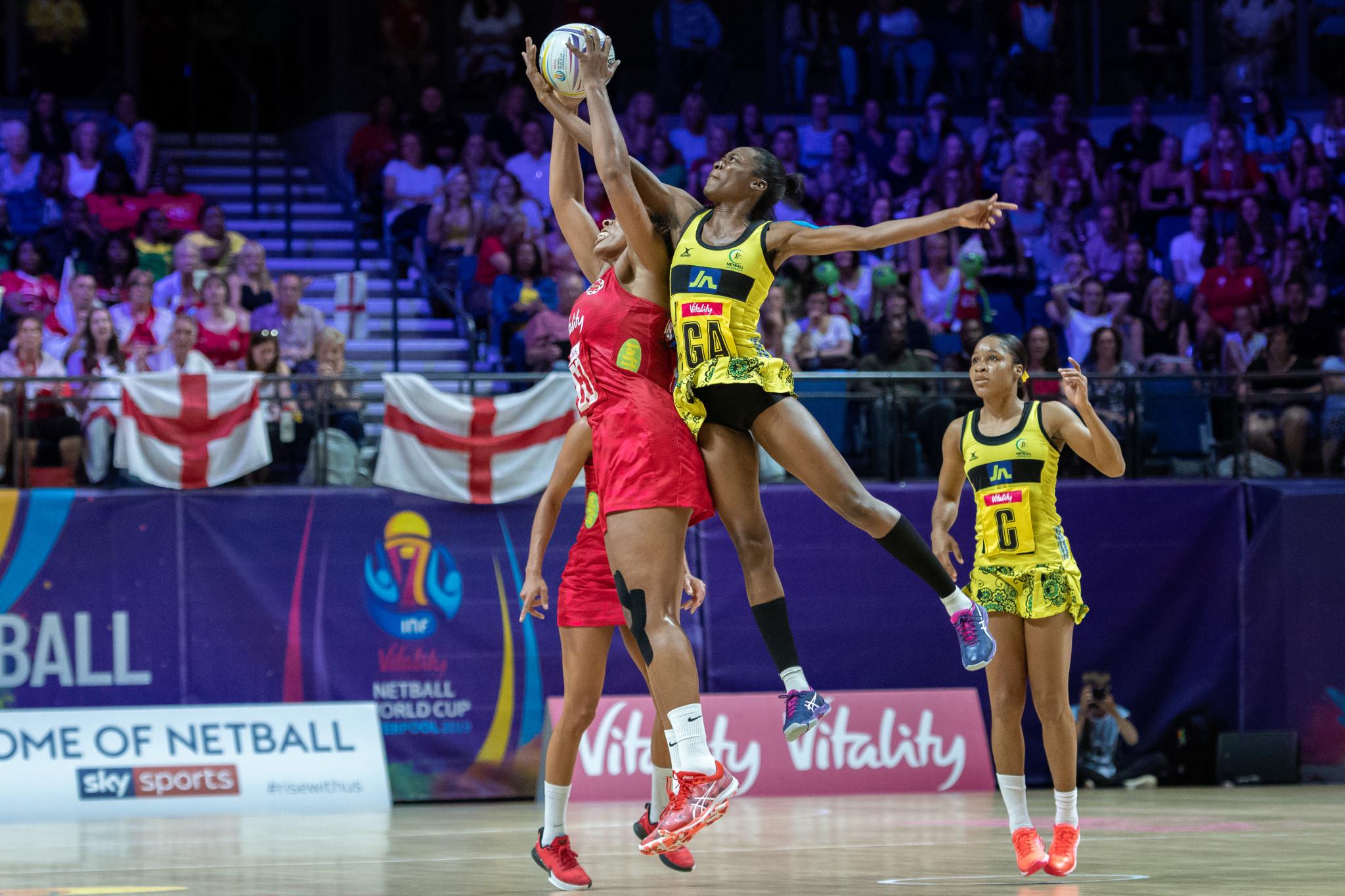 Jamaica climb to third in updated netball world rankings
