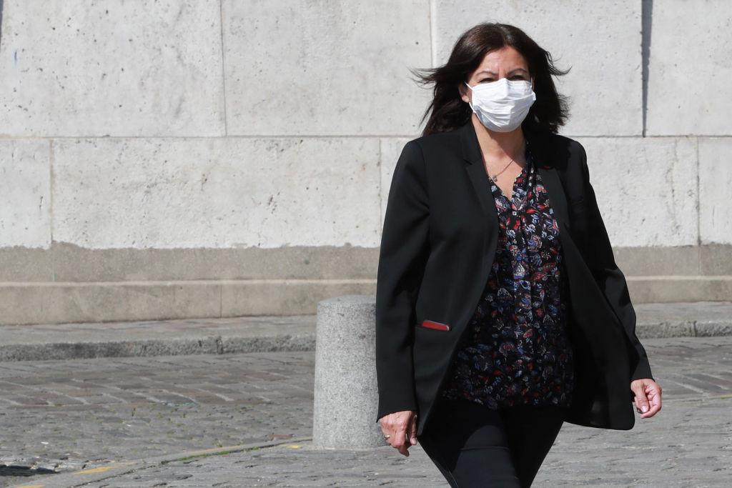 "Hidalgo admits coronavirus pandemic raises ""new tests"" for Paris 2024 organisers"