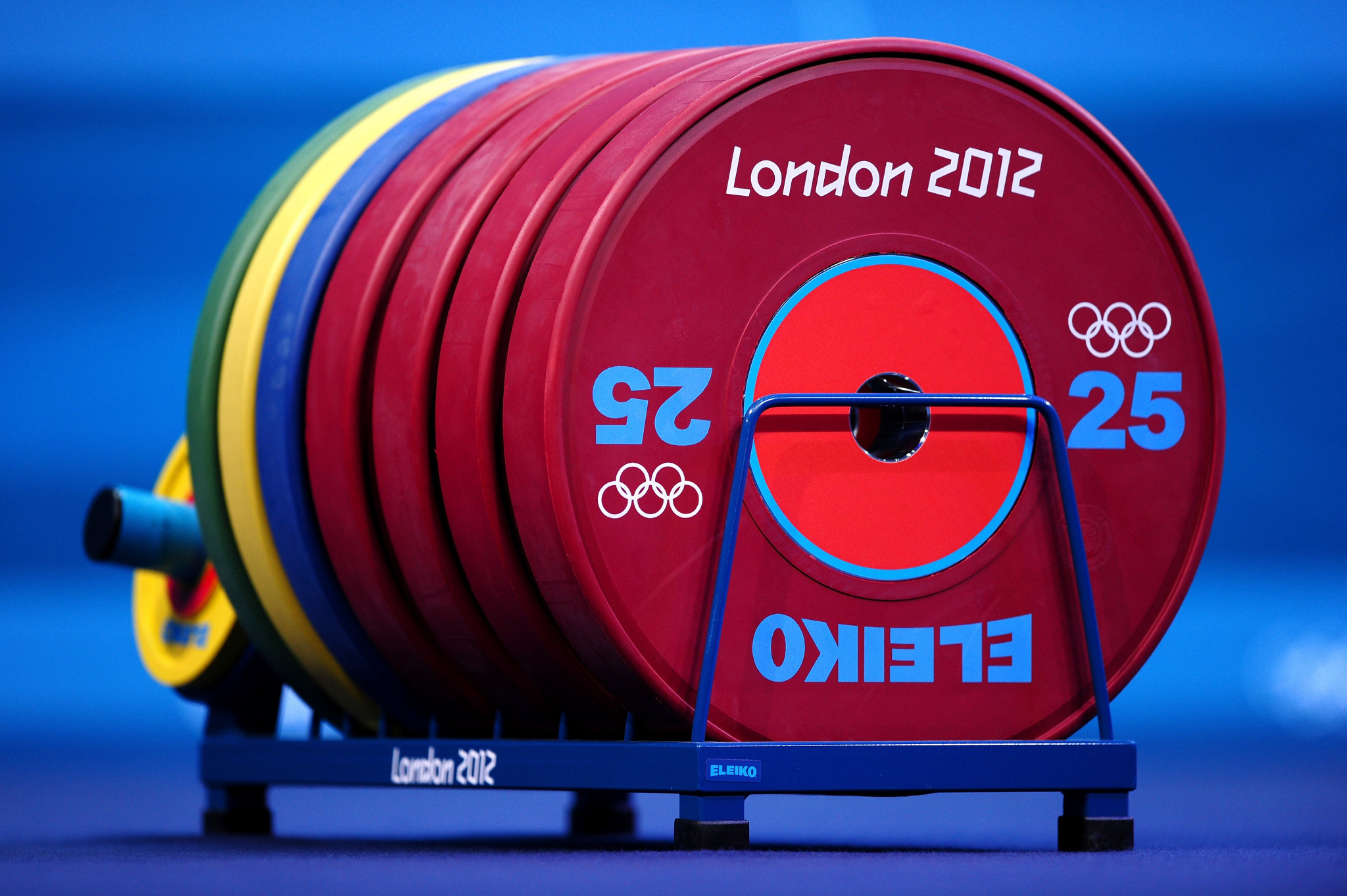 Anyone found guilty of a doping offence involving a minor faces a lifetime suspension from weightlifting ©Getty Images