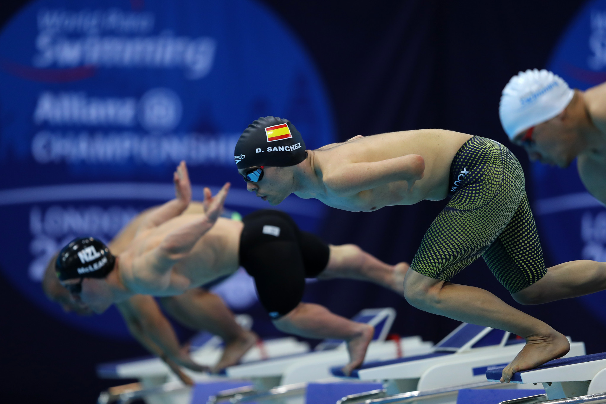 World Para Swimming's athletes' advisory group met virtually with the governing body's classification advisory group ©Getty Images