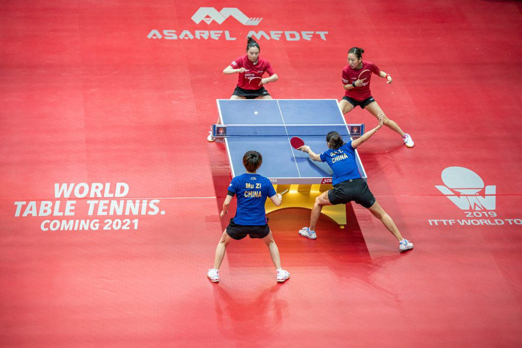 The World Table Tennis Series is set to be rolled out in 2021 ©WTT
