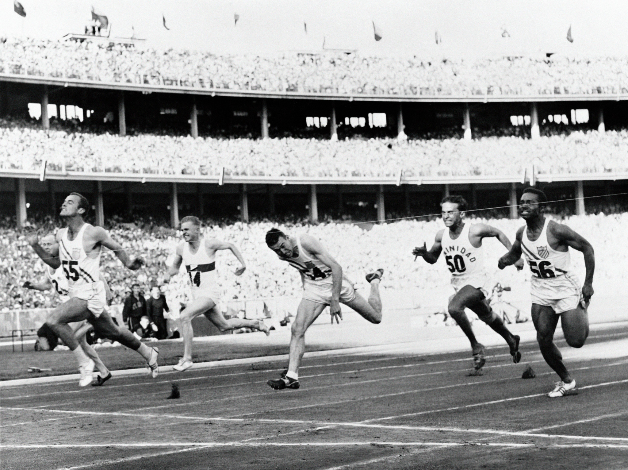 Triple Olympic sprint champion Morrow passes away aged 84