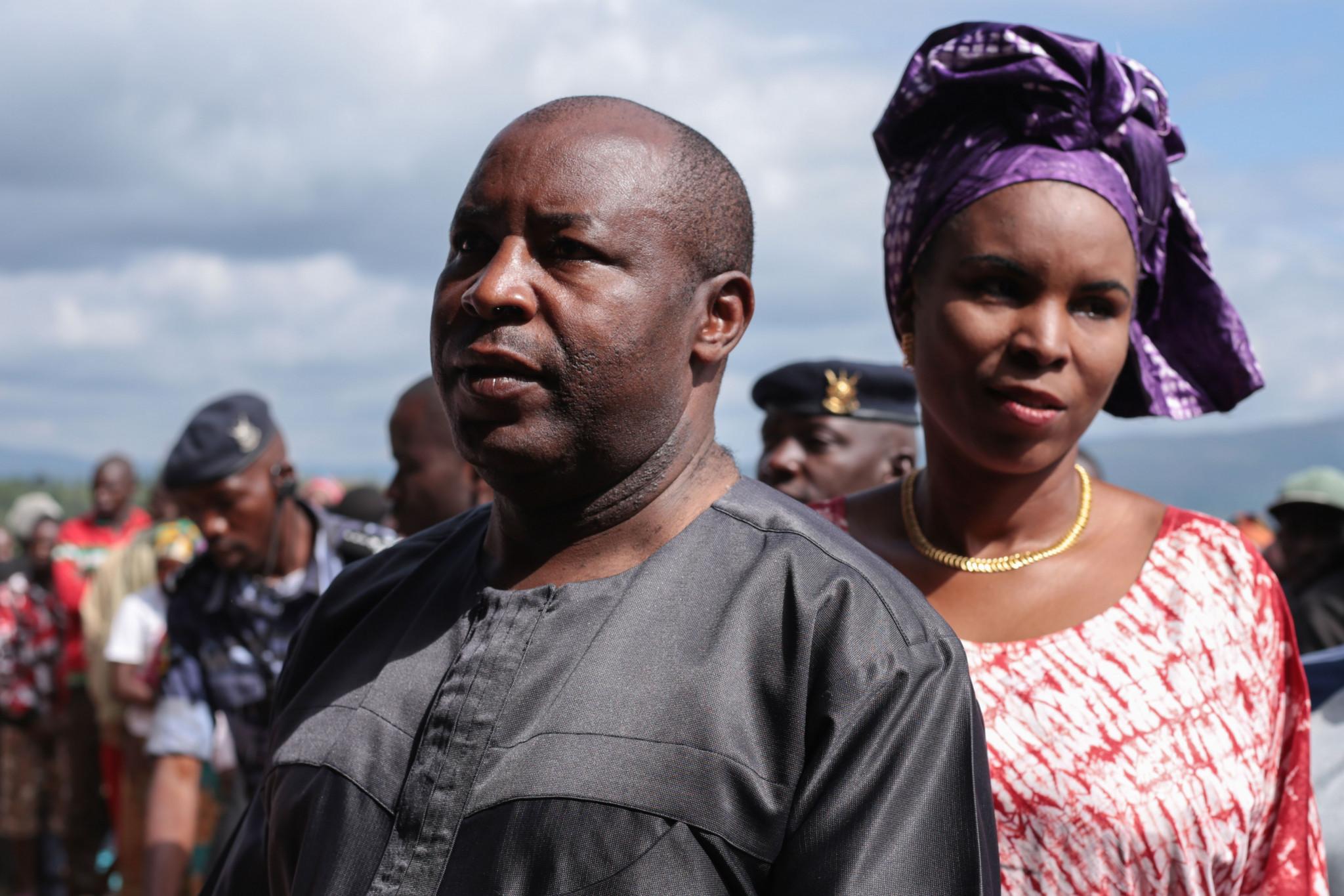Evariste Ndayishimiye has been elected as new President of Burundi ©Getty Images
