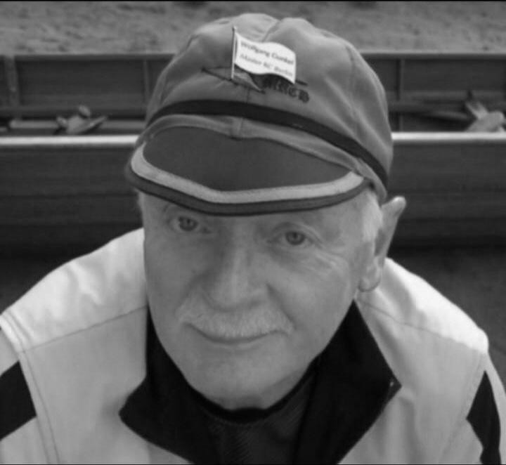 The German Rowing Association has paid tribute to Wolfgang Gunkel after his death aged 72 ©German Rowing Association