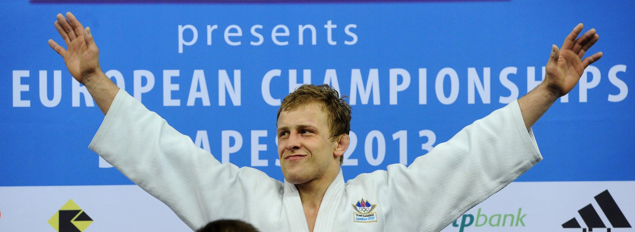 Rok Drakšič will lead the Finnish judo team ©Getty Images