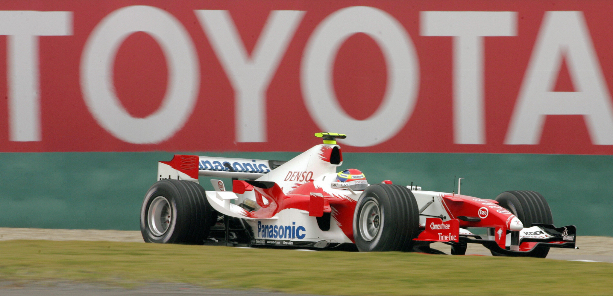 Toyota donate last Formula One car to COVID-19 charity auction