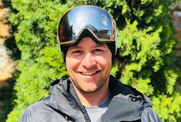 Canadian Para-snowboarder Matt Hamilton has quit the sport after he was given a four-year doping ban ©Instagram