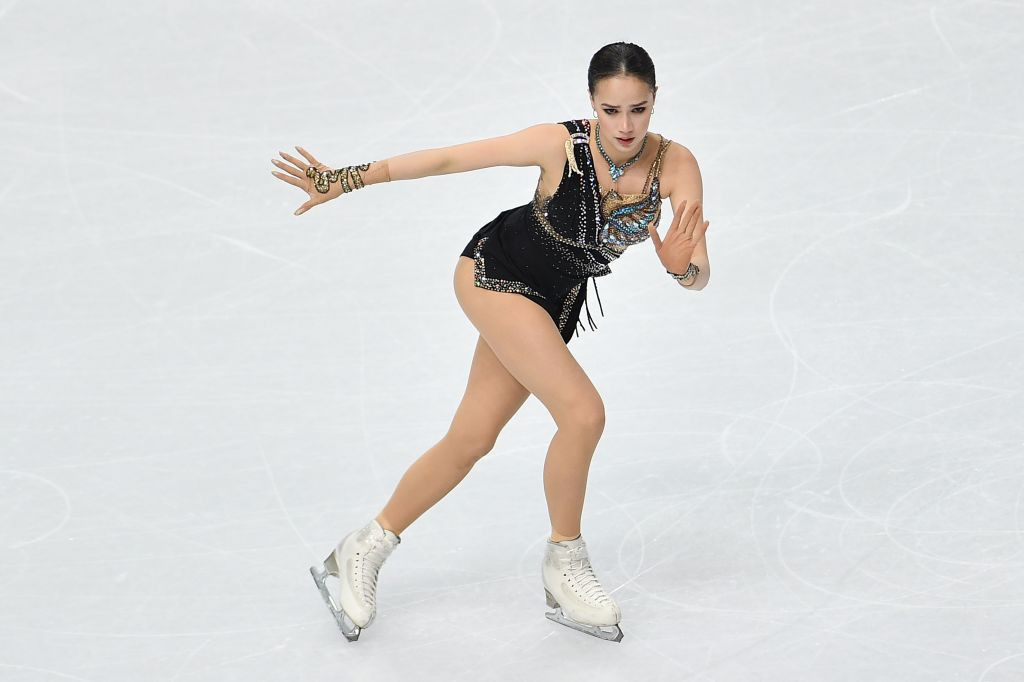 Olympic figure skating champion Zagitova to return to training