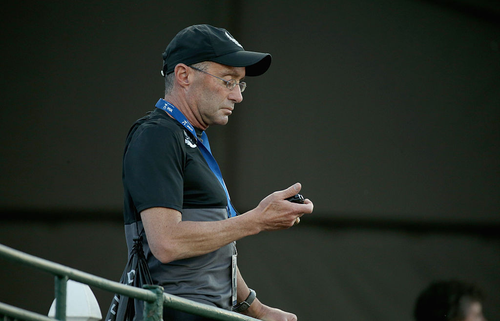 Salazar appeal against four-year ban to be heard by CAS in November