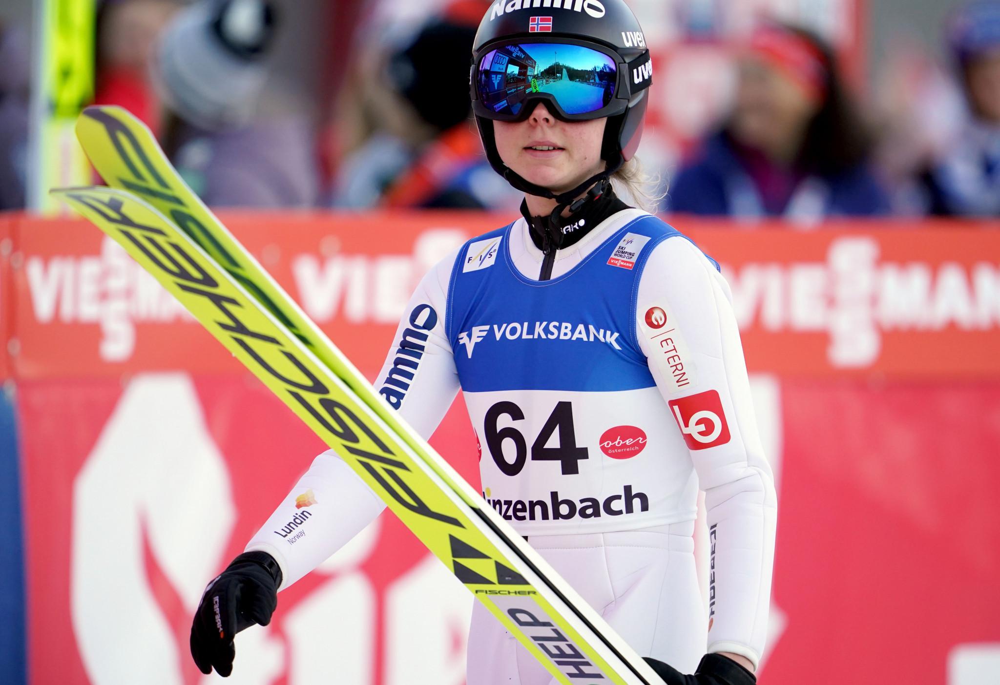 Lundby heads Norwegian ski jumping team for upcoming season