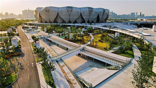 Underground complex to link venues for Hangzhou 2022 Asian Games