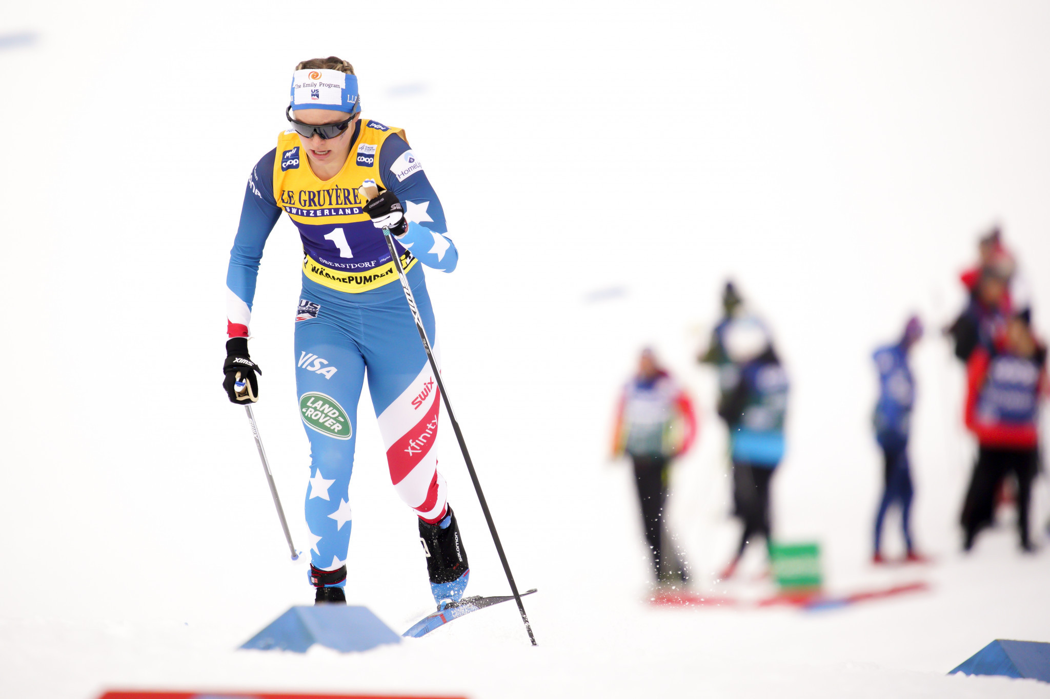 Hecker and Barton join American cross-country skiing set-up