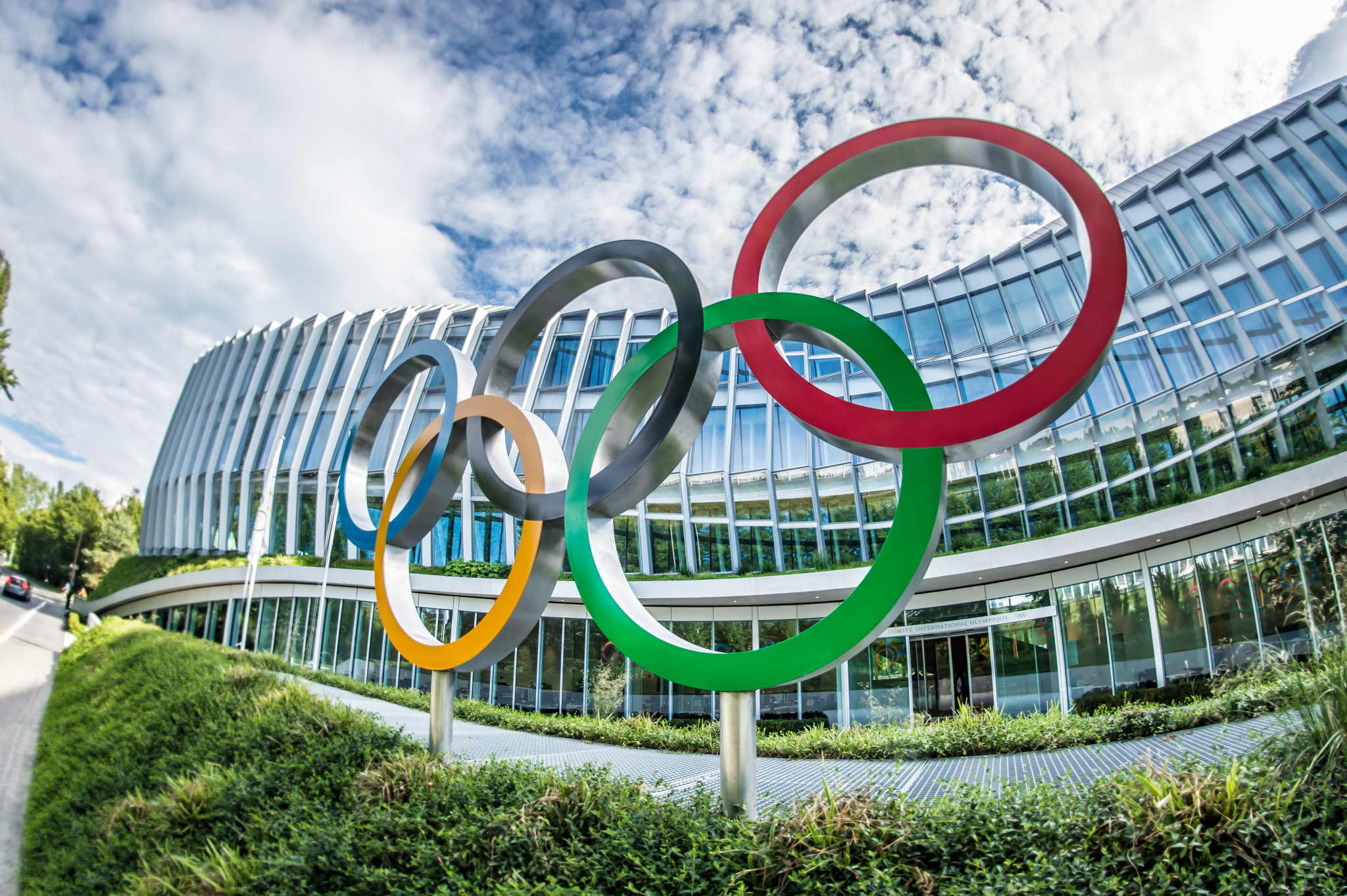 Some IOC staff to return to work at Olympic House next week