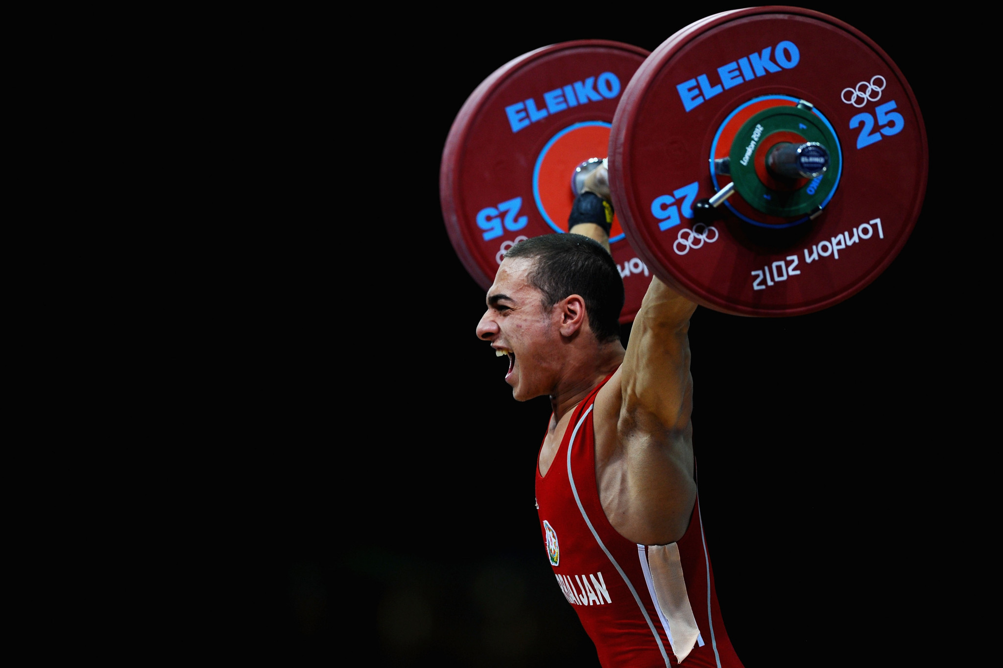 Valentin Hristov won a bronze medal at London 2012, but was later stripped of it ©Getty Images