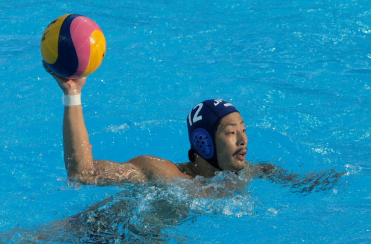 Japan have qualified for the men's water polo tournament at Rio 2016