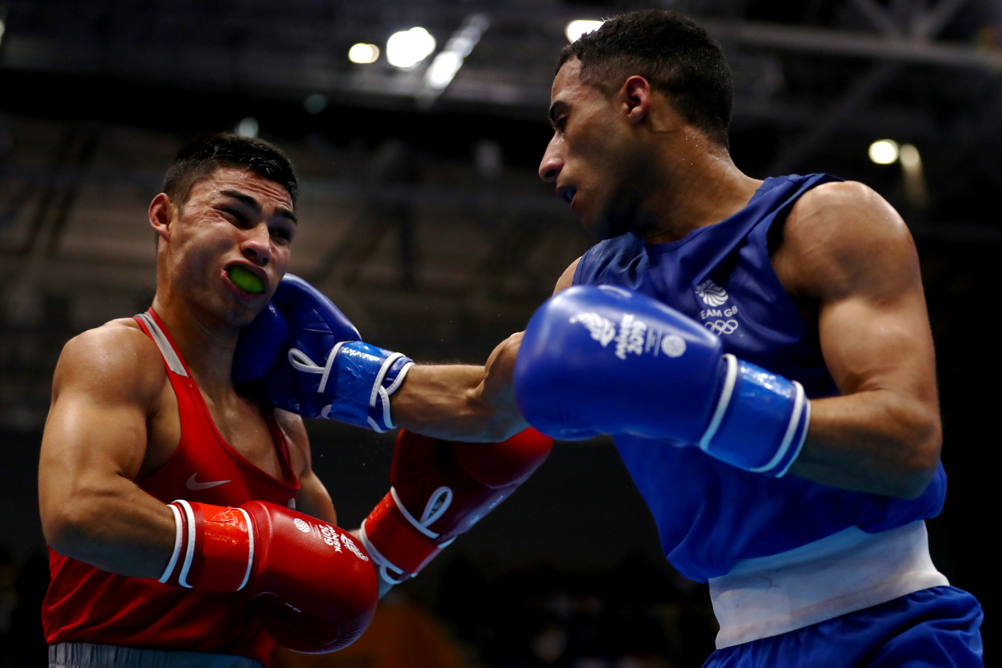 GB Boxing returning to the gym with modified training camp