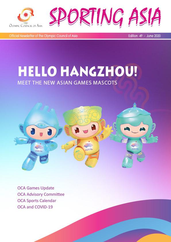 Sporting Asia - Edition 49 - JUN 2020