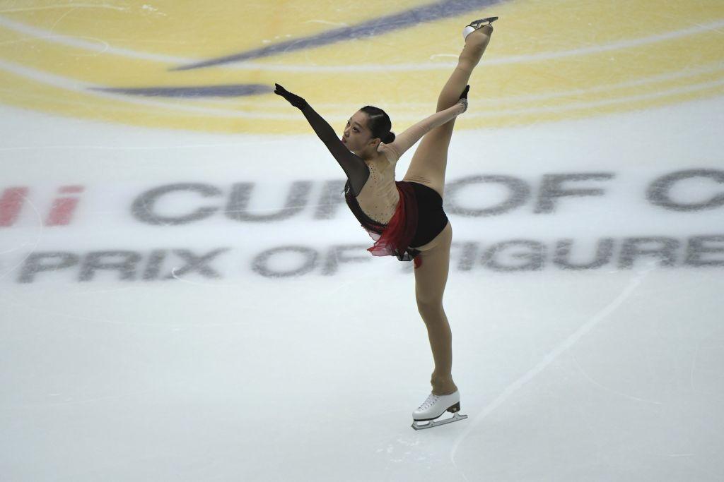 Beijing provisionally awarded ISU Grand Prix of Figure Skating final