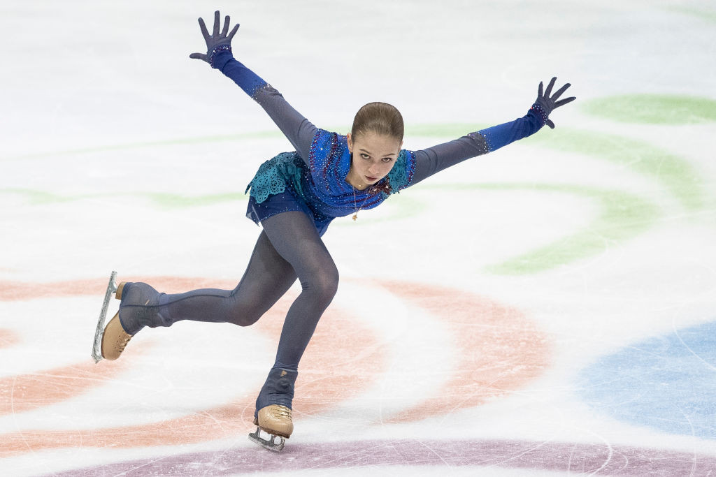 Trusova coaching switch approved by Moscow Figure Skating Federation