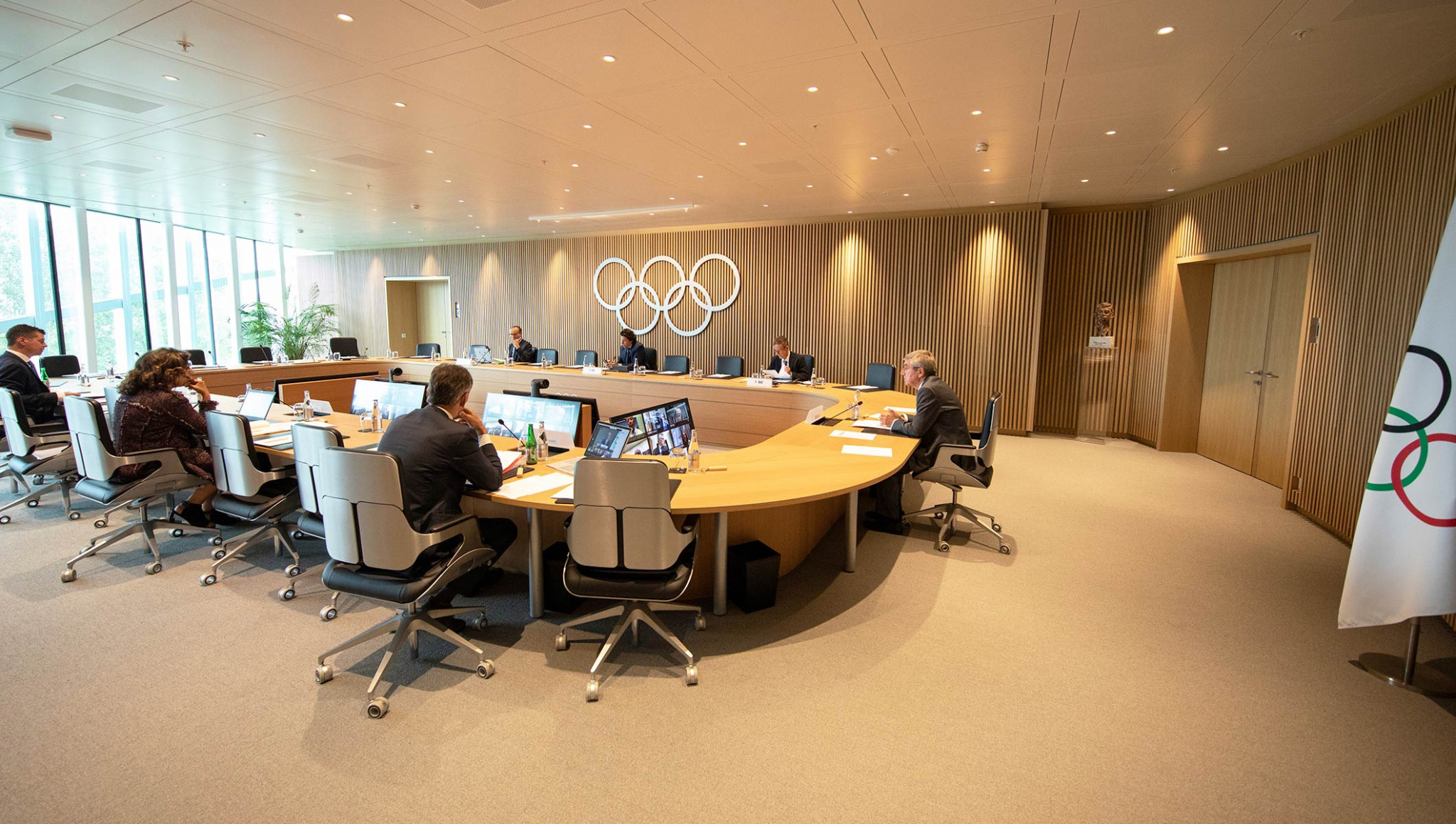 IOC Athletes' Commission to consult with athletes on Olympic protests