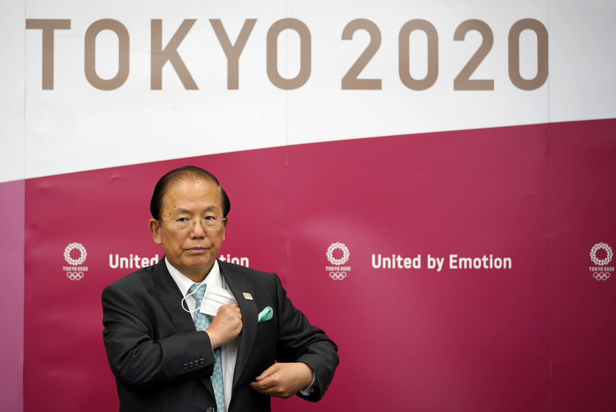 """Tokyo 2020 chief executive Toshiro Muto has said the rescheduled Olympics will be a """"simplified Games"""" ©Getty Images"""