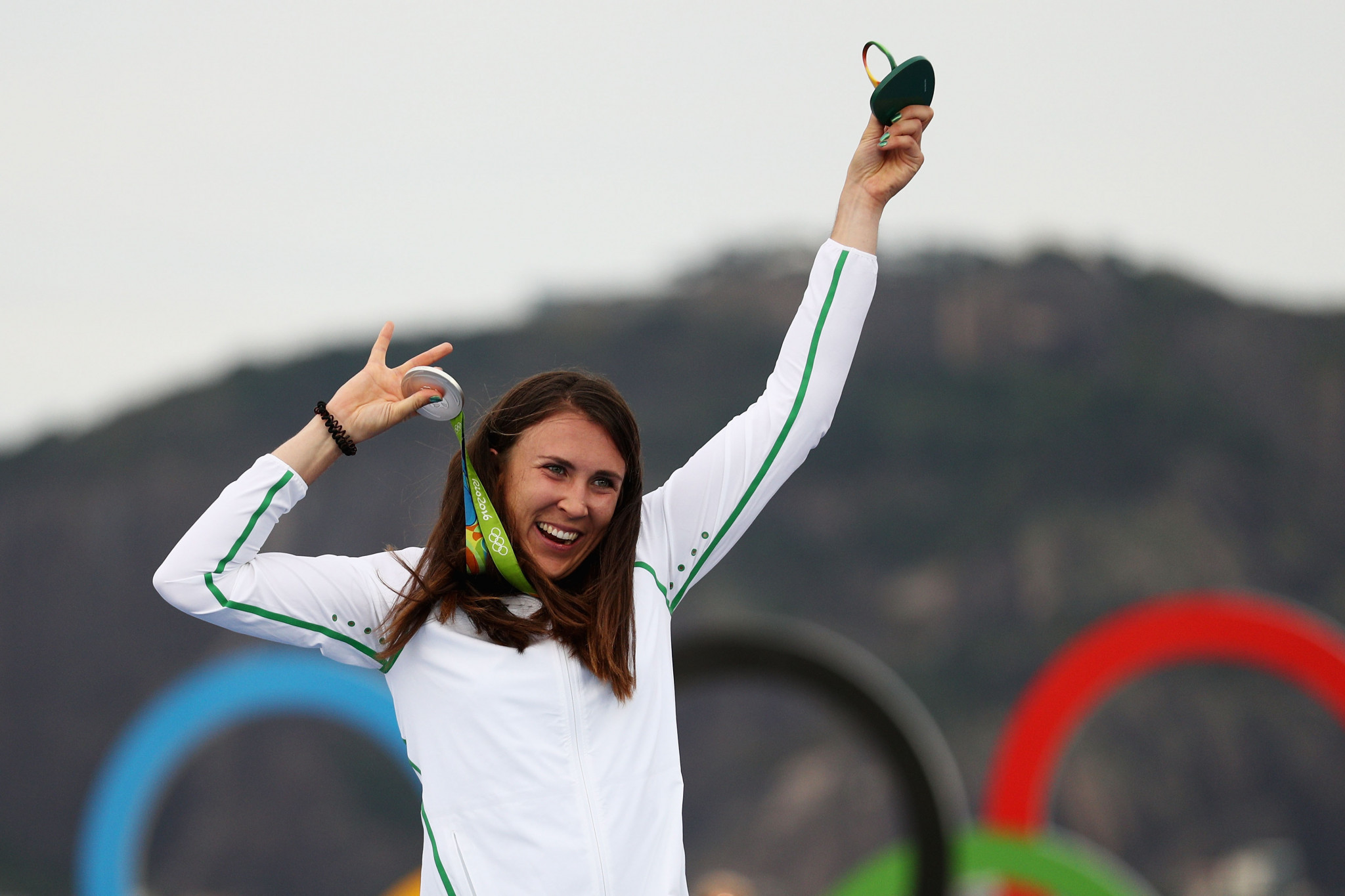 Annalise Murphy has been selected by Irish Sailing for the Tokyo 2020 Olympic Games ©Getty Images