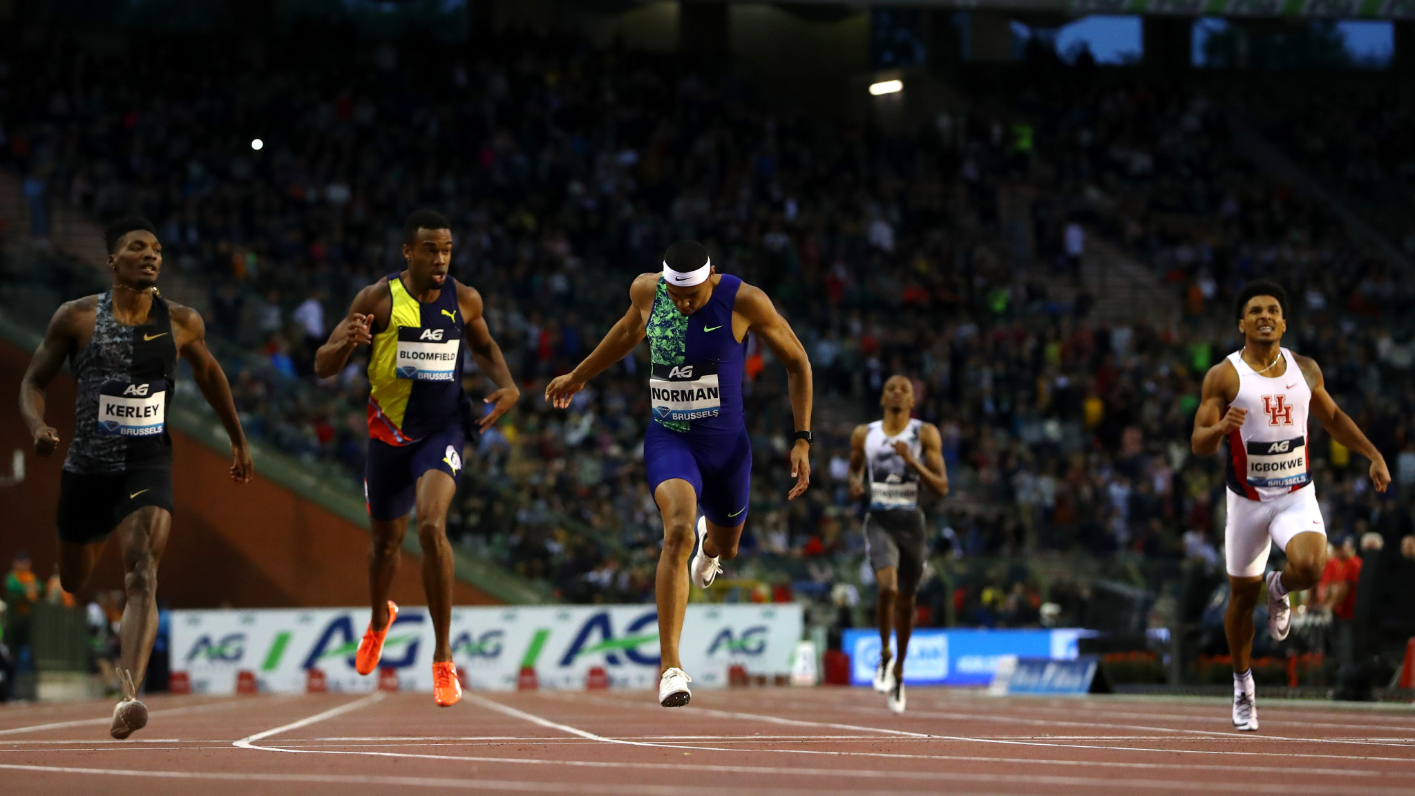 World Athletics has published guidelines for competition organisers to prevent coronavirus outbreaks ©Getty Images