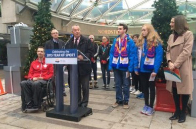 Cash boost for Canada Cup International Wheelchair Rugby tournament