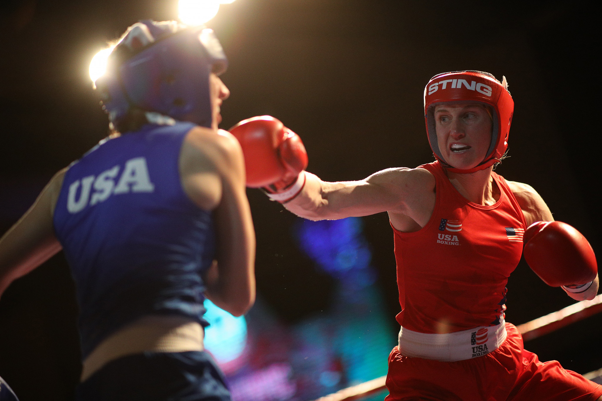 American boxer Fuchs cleared over positive doping test caused by sexual transmission