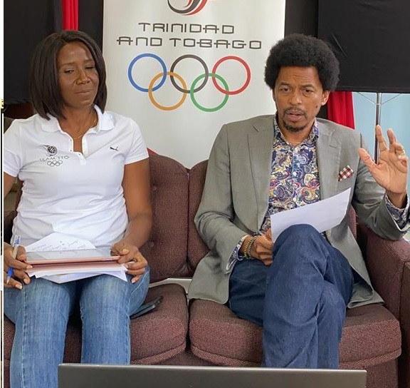 TTOC has moved its Olympic Day initiatives online due to the pandemic ©TTOC