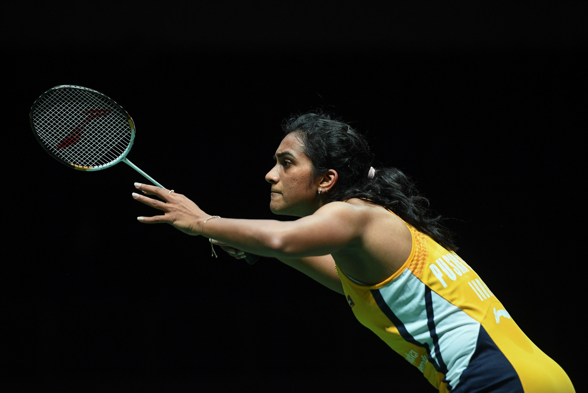 PV Sindhu was one of two Indian medallists at Rio 2016  ©Getty Images