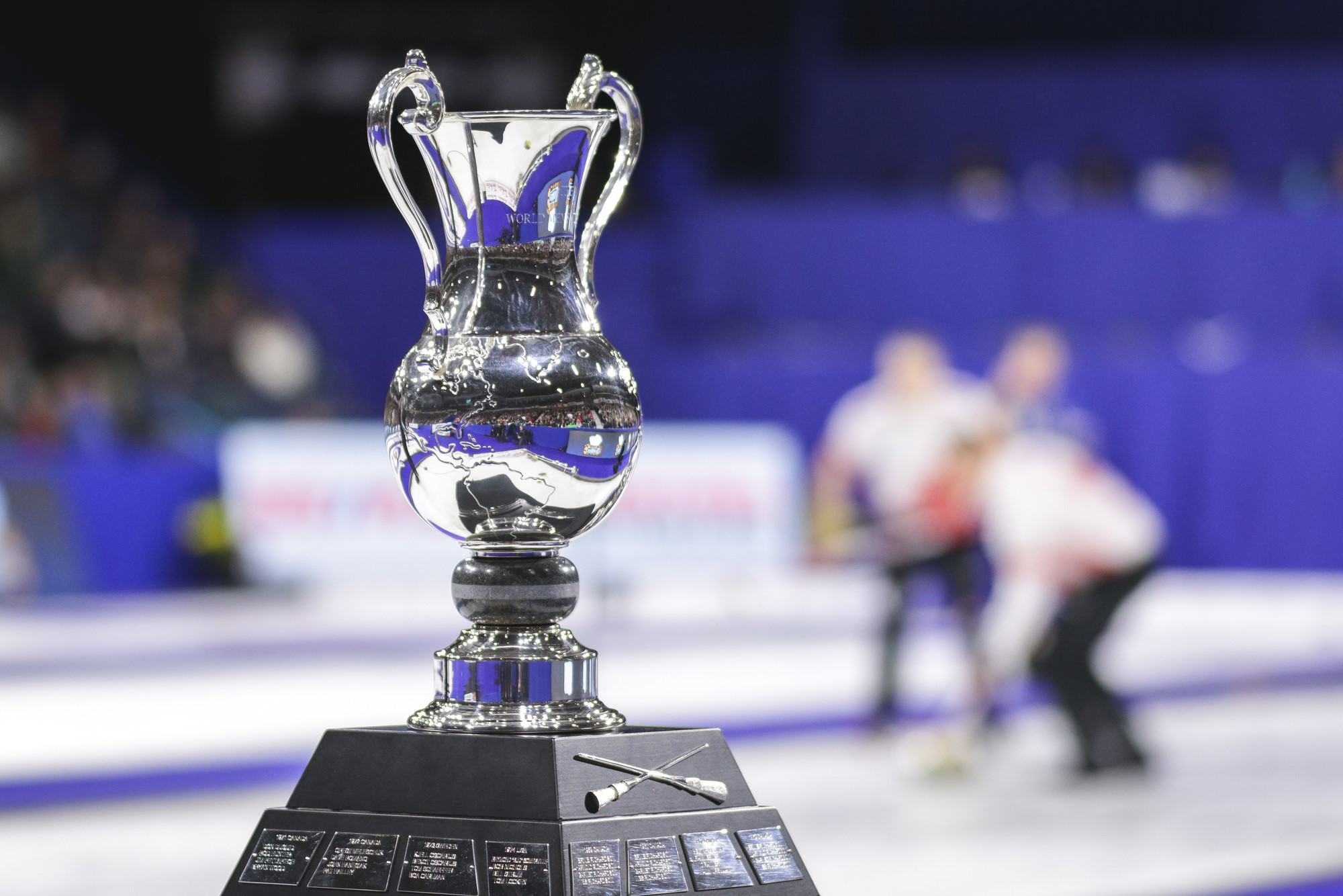 Ottawa will host the 2021 edition of the World Men's Curling Championship ©WCF