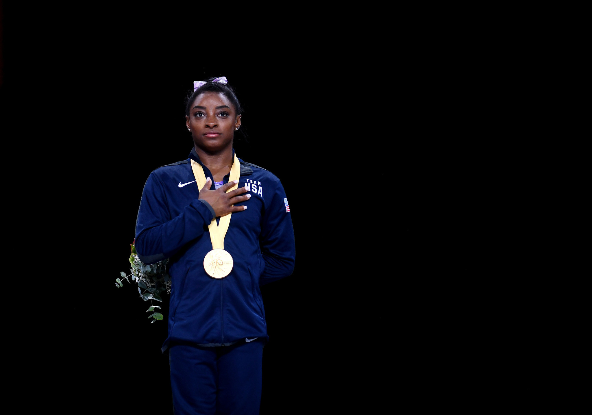 Biles listed as plaintiff for first time in ongoing lawsuit against USA Gymnastics and USOPC